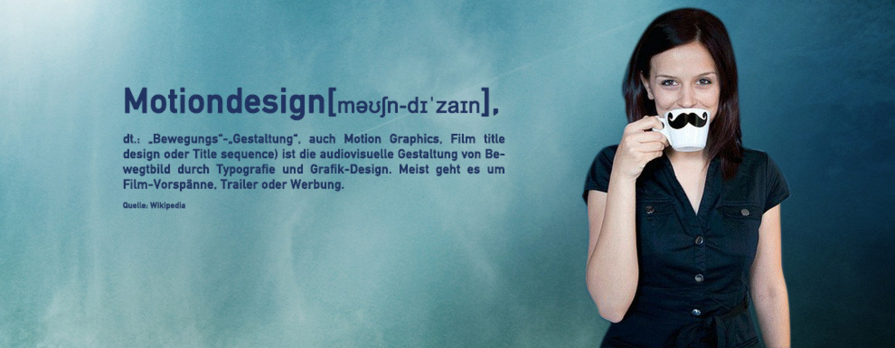 Webdesign Grafikdesign Motiondesign