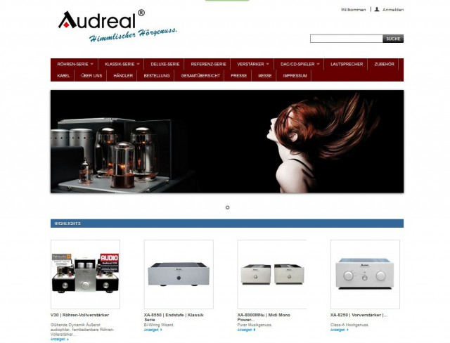 Audreal Onlineshop