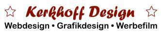 Kerkhoff Design | Webdesign | Grafikdesign | Werbefilm