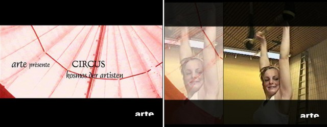 Circus – Kosmos der Artisten